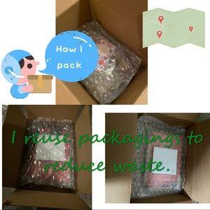 Handbags - How I pack 🌏